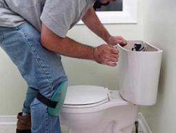 Our Plumbers in Pasadena Handle New Toilet Installation