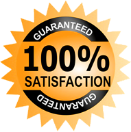 100% Satisfaction Guaranteed in Pasadena CA